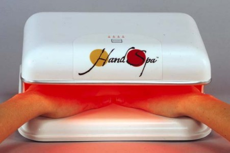 Revitalight Handspa Footspa LED hand treatment skincare