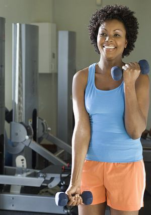 black women hair and exercise tips from the pros
