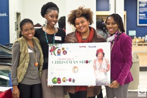 What Better Way to Christmas Shop? — My Marshalls TJ Maxx Holiday Party Recap!