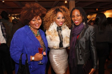 Afrobella, Necole Bitchie and Awesomely Luvvie