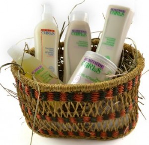Afrobella's Holiday Favorites Giveaway #5 – Beautiful Curls Gift Baskets for Kinky or Wavy Hair!