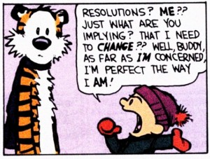 I Believe in Resolutions
