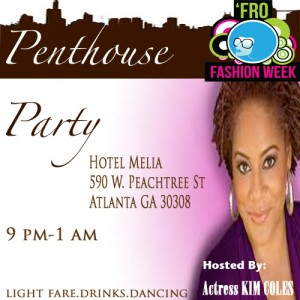 Party With Me and Kim Coles in Atlanta!!