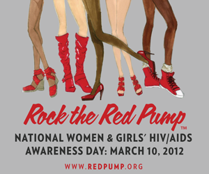 Why I Rock The Red Pump Today and Every Day