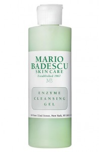 You Deserve–Mario Badescu Enzyme Cleansing Gel