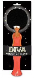 Does the Diva Dishwashing Sponge Make You Mad?