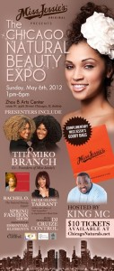 Meet Miko and Titi Branch at the Chicago Natural Beauty Expo!