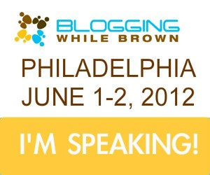 On My Way to Blogging While Brown!