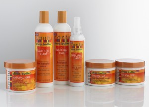 Cantu Natural hair