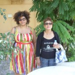 Me and my mom in Salybia, Trinidad, in January during my last visit home.