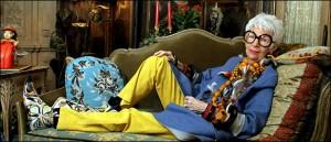 My Style Icon — Iris Apfel, A Fabulous and Rare Bird
