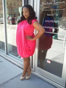 Shavonne Dorsey Bella dress