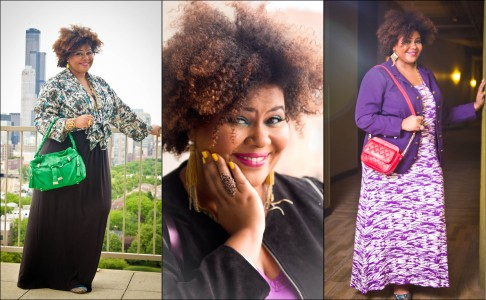 Plus Size Fashion Lookbook also comes in PLUS SIZES