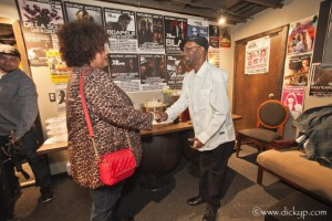 Meeting Beres Hammond
