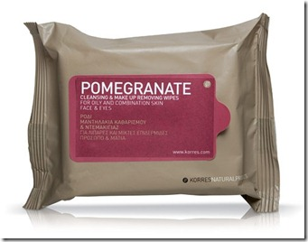 korres-pomegranate-cleansing-make-up-remover-wipes