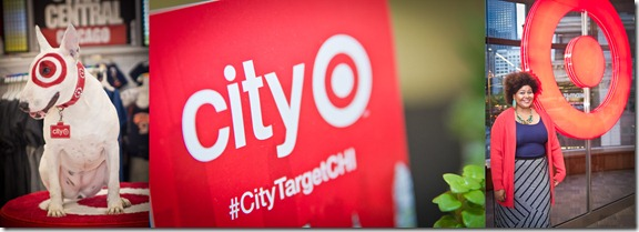 City Target Collage