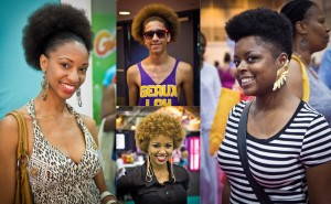 Nothing But Natural Beauty at the Essence Music Festival!
