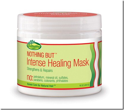 Nothing But Intense Healing Mask