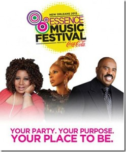 On My Way to New Orleans for the Essence Music Festival!
