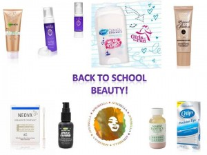 Back To School Beauty Must Haves