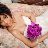 A Little Natural Hair Inspiration for Brides to Be