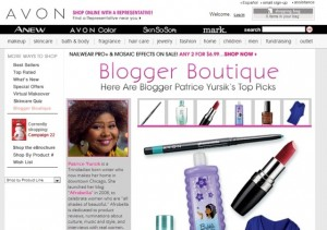 Behold, the Afrobella Avon E-Boutique!