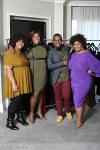 My Monif C, Boutique Larrieux Trunk Show Recap. OR, 5 Observed Truths About Plus Sized Women