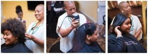 Afrobella's Big Reveal! Healthy Ways to Straighten Natural Hair