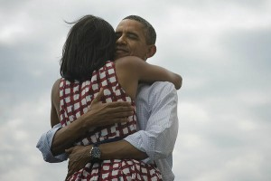 Happy. Proud. Hopeful. Thank You, President Obama