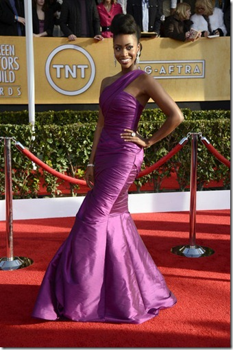 Teyonah Parris 19th Annual Screen Actors Guild tr8ekbJjqcil