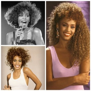 Whitney Houston, Beauty Icon