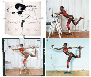 Moments of Black Beauty History – Grace Jones Island Life Cover Photo
