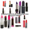 30 Essential Lipsticks For Women of Color – Drugstore Edition!