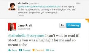 Life Lessons From Jane Pratt