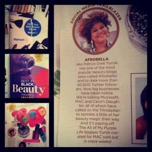 Honored By Essence Magazine!