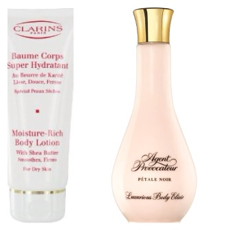 Favorite Luxury Body Moisturizers