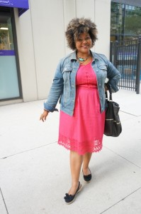 What I Wore To BlogHer 13 Day 1