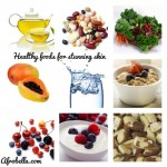 Healthy Food For Stunning Skin