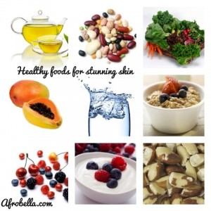 Add These To Your Grocery List – Healthy Foods For Stunning Skin