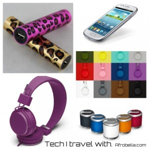 The Tech I Travel With – Hot Technology Items You Need In Your Life