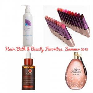 Afrobella's Obsessions. Hair, Beauty, and Bath Edition – Summer 2013