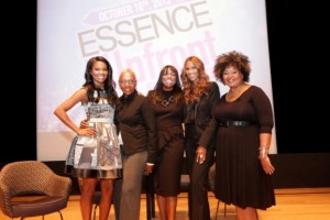 Iman! Gabrielle! Bethann! And…Me? My Essence Upfront Panel Experience