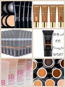 All About Alphabet Creams. BB Creams, CC Creams For All Skin Tones