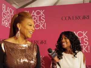 The Queen Latifah COVERGIRL Black Girls Rock 2013! Beauty Product Breakdown By Sam Fine!