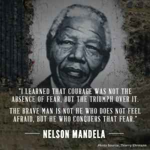How To Live A Life More Like Nelson Mandela's
