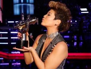 Island Pride – Tessanne Wins The Voice!
