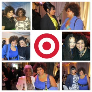 I'm Your Official Target Red Carpet Correspondent For 2014's Essence Black Women in Hollywood!