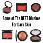 Best Blushes For Dark Skin