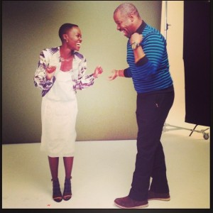 Ted Gibson on Lupita Nyong'o, Short Natural Hair and More