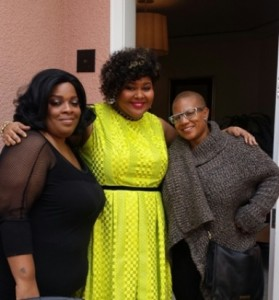 Shoutout To My Glam Squad! What I Wore to the ESSENCE Black Women in Hollywood Luncheon